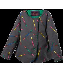 Bobo Choses Reversible Jacket MAGIC WANDS