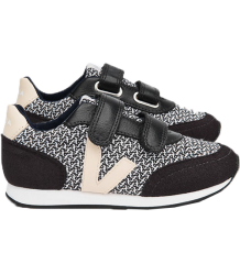 VEJA Arcade Small Blend Sable Veja Arcade Small Black & White Blend