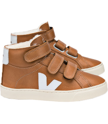 VEJA Esplar Mid Leather MAR Fured Veja Esplar Mid Leather MAR Fured