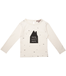 Emile et Ida Baby T-shirt HOME Emile et Ida Baby T-shirt HOME