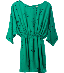 Bobo Choses T-shape Dress CONSTELLATION Bobo Choses T-shape Jurk CONSTELLATION groen