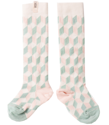 Bobo Choses Long Socks OP ART Bobo Choses Long Socks OP ART gold