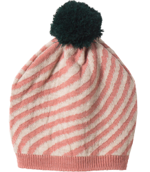 Bobo Choses Knitted Beanie HYPNOTIZED Bobo Choses Knitted Beanie HYPNOTIZED jacquard