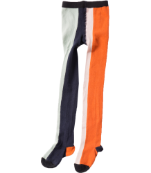 Bobo Choses Vertical Colorblock Tights Bobo Choses Verticale Colorblock Maillot