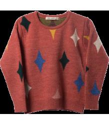 Bobo Choses Knitted Jumper MAGIC POWDERS Bobo Choses Knitted Jumper MAGIC POWDERS