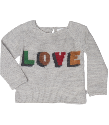 Oeuf NYC LOVE Sweater Oeuf NYC LOVE Sweater