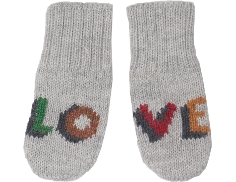 Oeuf NYC LOVE Mittens