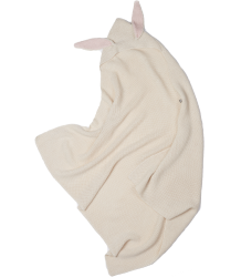 Oeuf NYC Bunny Ears Blanket Wool Oeuf NYC BUNNY EARS Knitted Blanket