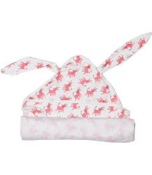Oeuf NYC Swaddle BUNNY Oeuf NYC Swaddle BUNNY ears and unicorn print