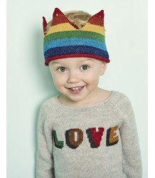 Oeuf NYC Knit Crown RAINBOW STRIPE Oeuf NYC Knit Crown RAINBOW STRIPE