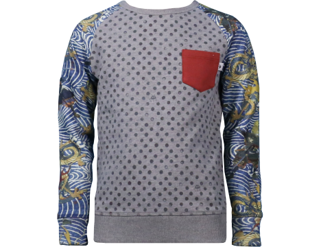 The Future is Ours Kirigami Sweatshirt