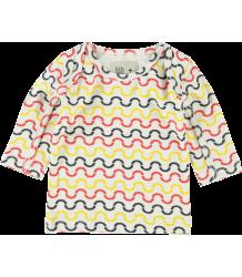 Kidscase Alf Organic T-shirt Kidscase Alf Organic T-shirt crinkle print