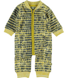 Kidscase Hunter Organic Suit Kidscase Hunter Organic Suit ocre yellow