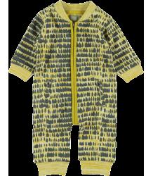 Kidscase Hunter Organic Suit Kidscase Hunter Organic Suit ocre yellow