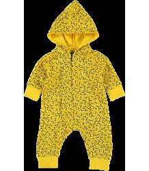 Kidscase Alf Organic Suit Kidscase Alf Organic Suit yellow