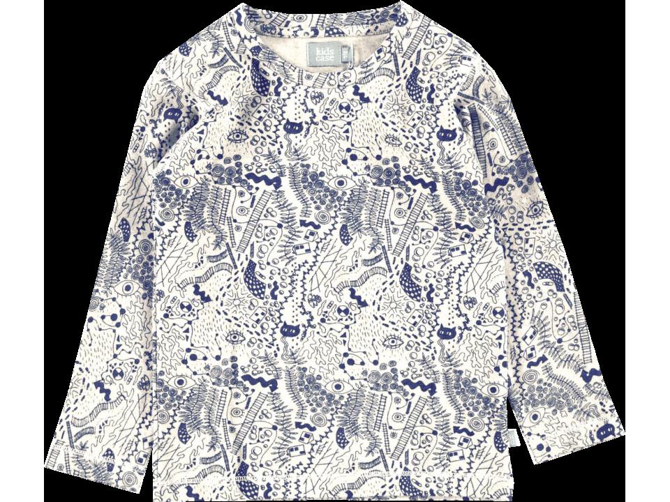 Kidscase bay organic printed t shirt orange mayonnaise for Sustainable t shirt printing