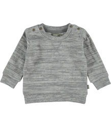 Kidscase Hunter Organic Sweater Kidscase Hunter Organic Sweater grey melange