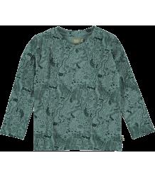 Kidscase Bay Organic Printed T-shirt Kidscase Bay Organic Printed T-shirt green