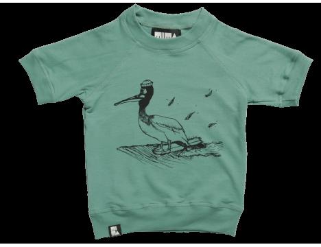 Mini & Maximus Pelicano Sweatshirt Tee
