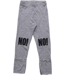 Nununu Leggings NO! Nununu Leggings NO! grey melange