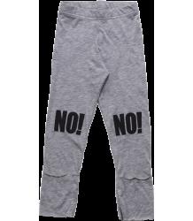 Nununu Leggings NO! Nununu Leggings NO! grey melange