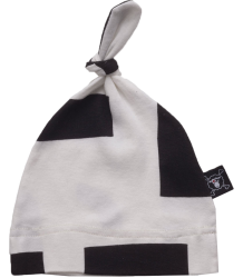 Nununu Baby Hat PUNCTUATION Nununu Baby Hat PUNCTUATION white
