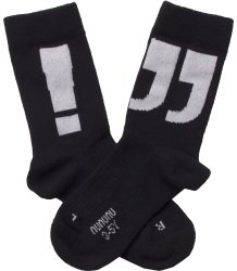 Nununu PUNCTUATION Socks Nununu PUNCTUATION Socks