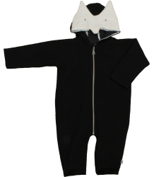 Noé & Zoë Fox Jumpsuit Noe & Zoe Fox Jumpsuit black