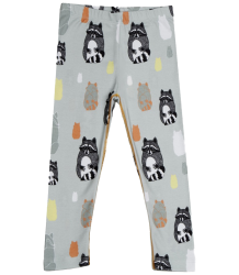 Filemon Kid Legging AOP Raccoons Filemon Kid Legging AOP Raccoons