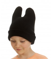 Filemon Kid Bunbun Beanie Filemon Kid Bunbun Beanie black