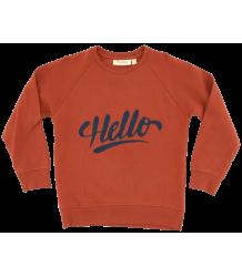 Soft Gallery Chaz Light Sweatshirt HELLO Soft Gallery Chaz Light Sweatshirt HELLO