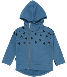 Mói Hoody Zipped DUCK Moi Hoody Zipped DUCK blue
