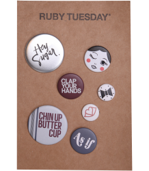 Ruby Tuesday Kids Wonder Buttons Miss Ruby Tuesday Wonder Buttons
