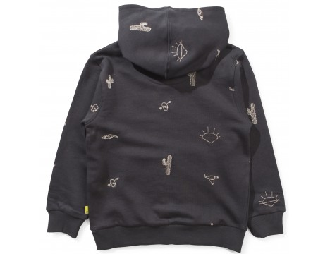 Munster Kids The Tour Hooded Cardigan