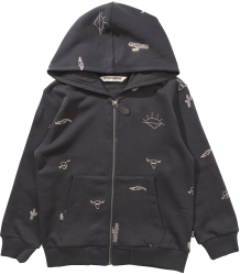 Munster Kids The Tour Hooded Cardigan Munster Kids The Tour Hooded Cardigan