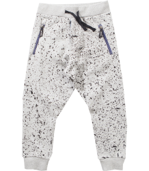 Munster Kids Painting Pants Munster Kids Painting Pants grey melange