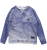 Munster Kids Huff and Puff Sweatshirt Munster Kids Huff and Puff Sweatshirt blue