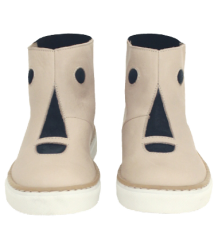 Tiny Cottons Face Boots Tiny Cottons Face Boots beige