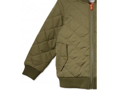 Stella McCartney Kids Knox Bomber Jacket TIGER