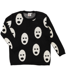 Beau LOves Loose Knit Jumper GHOSTS Beau LOves Loose Knit Cardigan GHOSTS