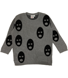 Beau LOves Loose Knit Jumper GHOSTS Beau LOves Loose Knit Jumper GHOSTS