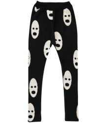 Beau LOves Knit Slim Pants GHOSTS Beau LOves Knit Slim Pants GHOSTS black