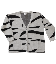 Beau LOves Loose Knit Cardigan TIGER STRIPE Beau LOves Loose Knit Cardigan TIGER STRIPE