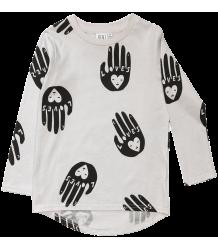 Beau LOves Fin T-shirt LS LOVE HANDS Beau LOves Fin T-shirt LS LOVE HANDS