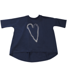 Beau LOves Oversized Top Frills HEART STARS Beau LOves Oversized Top HEART STARS
