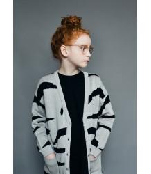 Beau LOves Loose Knit Cardigan TIGER STRIPE Beau LOves Loose Knit Cardigan TIGER STRIPE