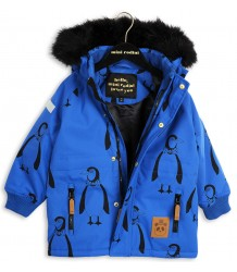 Mini Rodini Siberia PENGUIN Jacket Mini Rodini Siberia PENGUIN Jacket