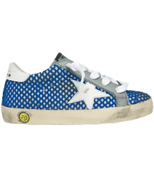 Golden Goose Superstar BLUE NET Golden Goose Superstar BLUE NET