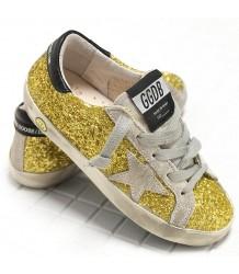 Golden Goose Superstar GLITTER Golden Goose Superstar GLITTER yellow