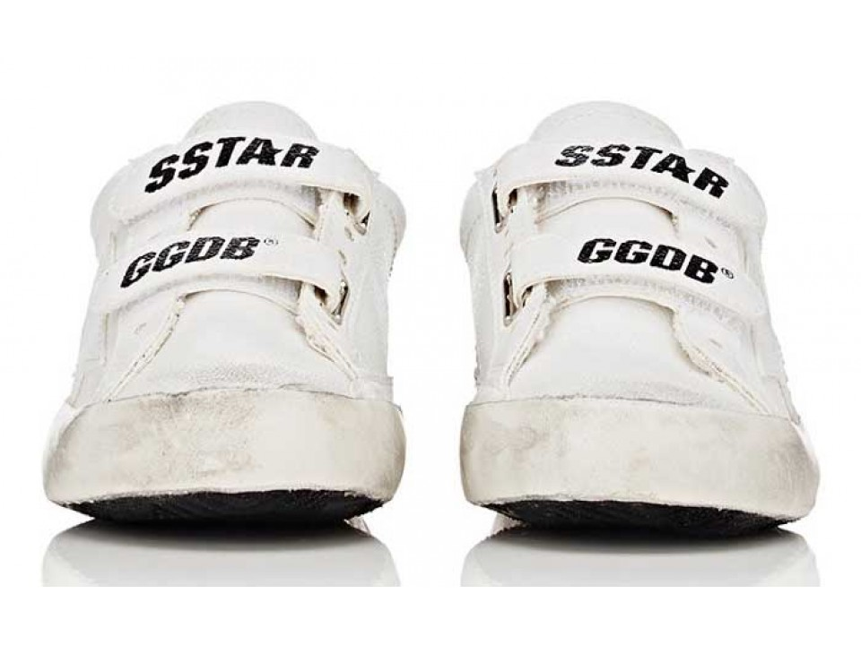 79114cf8dbc5 Golden Goose Superstar OLD SCHOOL - Orange Mayonnaise